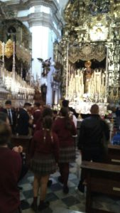 salle cadiz visita san lorenzo