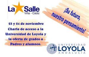 Universidad de loyola