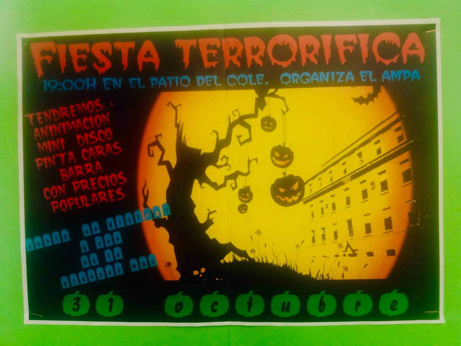 Fiesta Terrorifica